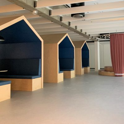 Skoleklubbens rum
