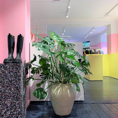 De enkelte kroge i rummet stor frem med farver og skarphed
